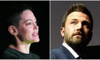 Rose McGowan Accuses Ben Affleck of Lying About Weinstein Sexual Harrassment