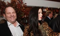 Harvey Weinstein's Wife Georgina Chapman Says She Is Leaving Him Over Allegations