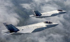 Reports: Israel Flies F-35 Fighters Over Iran