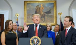 Trump Signs Executive Order Increasing Choice and Competition in Health Care