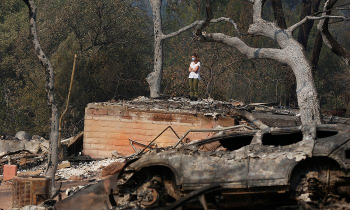 Death Toll Expected to Climb as California Wildfires Rage