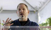 France Considers Revoking Weinstein's Legion of Honor