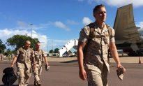 Hundreds of US Marines Leave Australia After Troop Rotation
