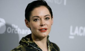 Rose McGowan Says Celeb Lawyer Offered Her $6M to Say 'Harvey Changed'