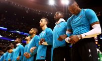 NBA: All Eyes on Hardwood for Possible Anthem Protests