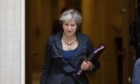 British Prime Minister Heads for Brussels After Brexit Talks Deadlock