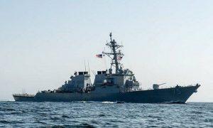 NATO Ships Hold Missile Defense Drill Near Scotland, US DOD Says