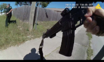 Footage Captures Gun Fight With Man Who Murdered Over Imaginary Girlfriend