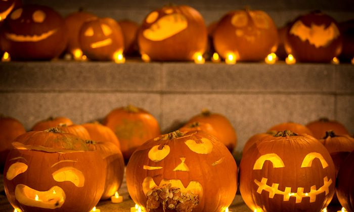 Coming up to Halloween, many parents will be making costumes for their children. (Rob Stothard/Getty Images)