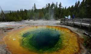 Scientists Detect 200 Earthquakes in 10 Days at Yellowstone Supervolcano as Magma Shows 'Strain'