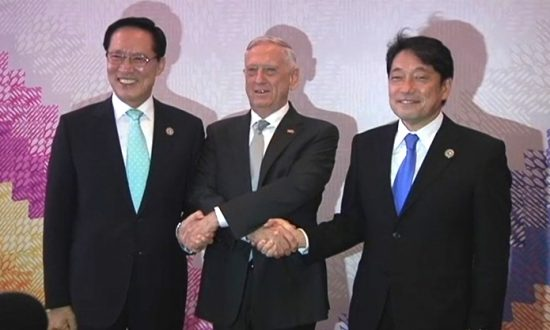 US Worried that Trade Dispute Between Japan and South Korea May Benefit China and North Korea