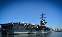 2nd Aircraft Carrier Strike Group Deployed to South Korea