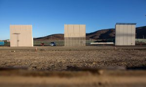 Illegal Immigrants Jump Existing Fence During MSNBC Report on Border Wall