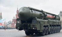 Russia Ready to Test New Nuclear ICBM