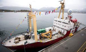 Polar Prince Icebreaker Completes Epic Voyage Around Canada