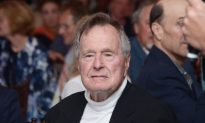 Third Woman Accuses Bush Sr. of Grabbing Her During Photo Op
