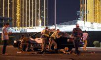 California Police Injured Saving Lives at Las Vegas Massacre Denied Workers' Compensation