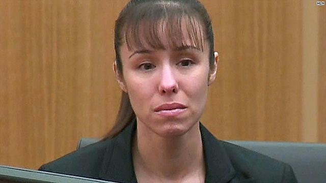 Jodi Arias was sentenced to life in prison for murdering her part-time boyfriend Travis Alexander. (https://crimecrawlers.wordpress.com)