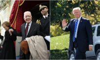 President Trump Thanks Jimmy Carter for 'Nice Remarks'