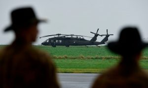 US Soldier Killed in Helicopter Crash in Afghanistan Is Identified