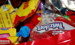 Meth Found in Wisconsin Child's Halloween Candy