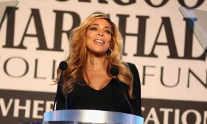 Wendy Williams Faints on Live TV, Was 'Dehydrated'