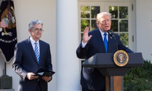 Trump Nominates New Head of the Federal Reserve
