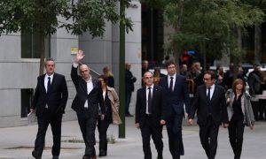 Spanish Prosecutor Seeks Arrest of Ousted Catalan Leader
