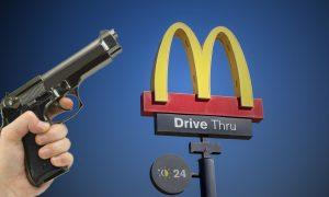 Man Pulls Gun at McDonald's, Angry Over No More Egg McMuffins