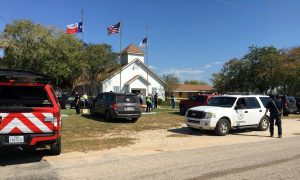 Officials Say More Than 20 Dead in Texas Church Shooting: Reports