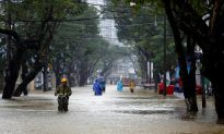 Death Toll Nears 50 After Typhoon Blasts Vietnam Over Weekend