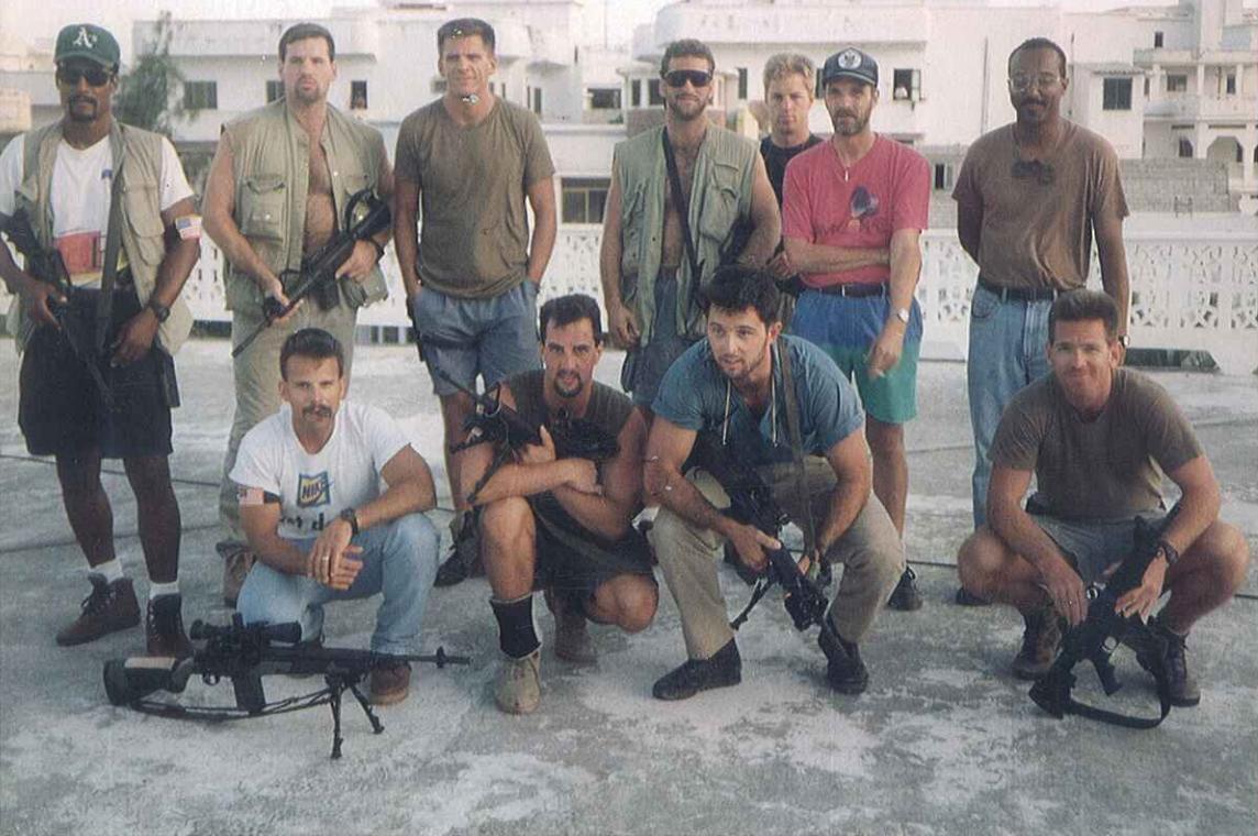 Former SEAL Team 6 Sniper Tells of Finding Peace after Black Hawk