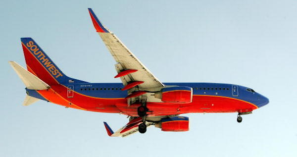 Southwest Airlines is under fire after one of its gate agents mocked a 5-year-old girl's unique name.  (Tim Boyle/Getty Images)
