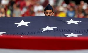 California NAACP Seeks to Abolish 'Star-Spangled Banner' as National Anthem