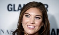 US Soccer Star Hope Solo Says Ex-FIFA President 'Grabbed' Her