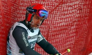 Alpine Skiing-Frenchman Poisson Dies in Training Accident