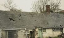 Abandoned Home Has Vintage Furniture, Memories