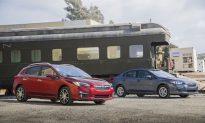 2017 Subaru Impreza Impresses