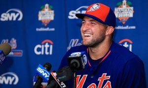 Tim Tebow Announces Engagement to Former Miss Universe Demi Leigh Nel-Peters