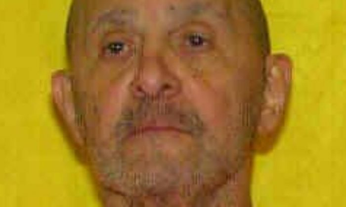 Death row inmate Alva Campbell Jr., who faked paralysis to escape from custody and commit murder is due to be put to death on Wednesday despite that his argument that he is too sick, is shown in this undated booking photo provided November 14, 2017. (Courtesy Ohio Department of Rehabilitation and Correction/Handout via REUTERS)
