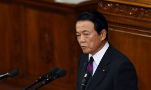 Japan's Aso Rightly Supports Defense of Taiwan Against China Invasion