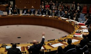 Russia Casts 10th U.N. Veto on Syria Action, Blocking Inquiry Renewal