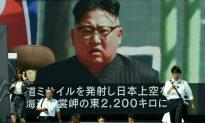 Russian Diplomat Warns of 'Apocalyptic' Scenario on Korean Peninsula