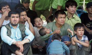 Twenty Chinese Uighurs Use Blankets to Escape Thai Cell