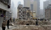 Sichuan's Poorest City Loses Swaths of Farmland and Billions of Dollars in Abandoned Projects