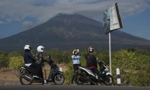 Bali Volcano Erupts, Thousands Remain Safe for Now