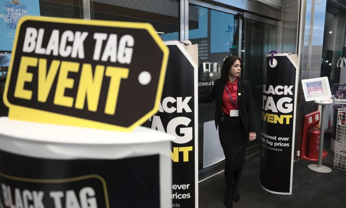Black Friday In The Uk Is Very Different Than In The Us