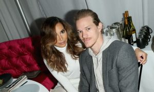 'Glee' Star Naya Rivera Arrested on Domestic Battery Charges in WV