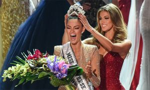 Miss Universe Survived Gun-Point Robbery on Her Way to the Crown