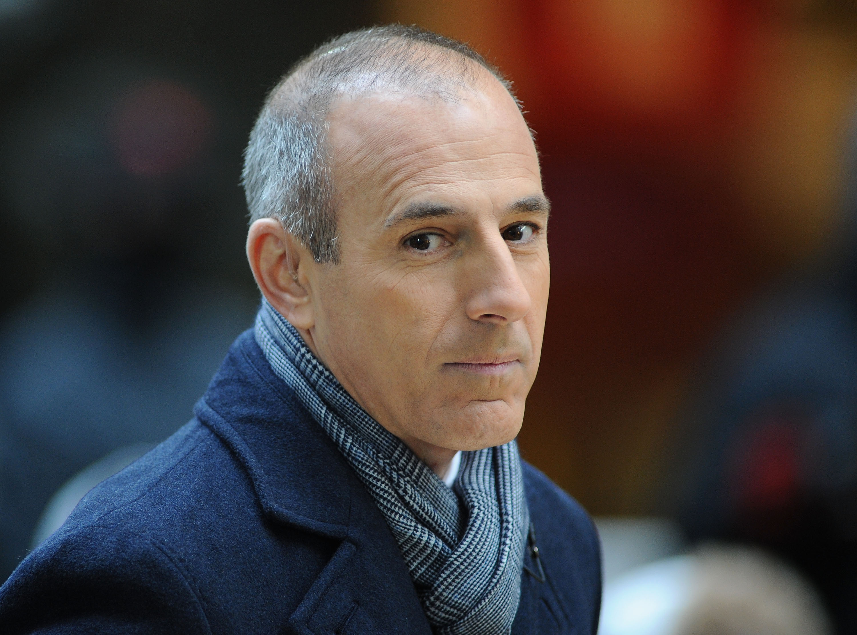 matt lauer in file